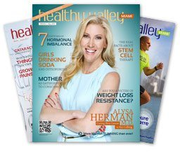 Magazines that Dr. Herman has been featured in of Healthy Valley