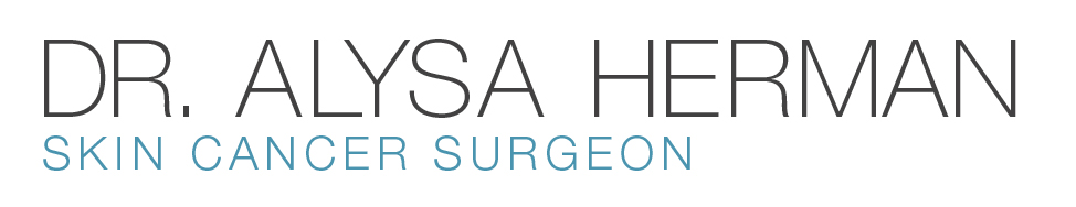 Dr. Alysa Herman Skin Cancer Surgeon Logo
