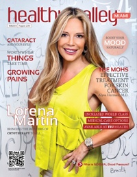 Healthy Valley Magazine cover for the August 2013 Issue